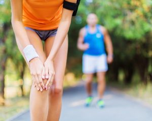Knee rehabilitation strategies